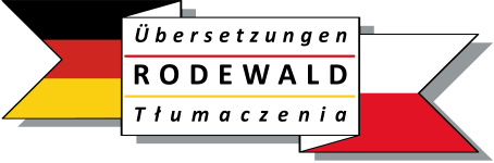 Tłumaczenia – Übersetzungen | Ass. Dipl.-Jur. Eligius Rodewald | Celle & Hanower